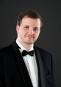 Jakub Zicha, dirigent a umělecký vedoucí VUS UK, foto PFS/Petra Hajská