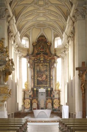 Katedrála sv. Mikuláše, České Budějovice